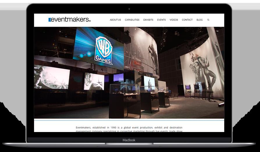eventmakers portfolio