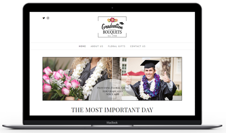 graduation bouquets portfolio