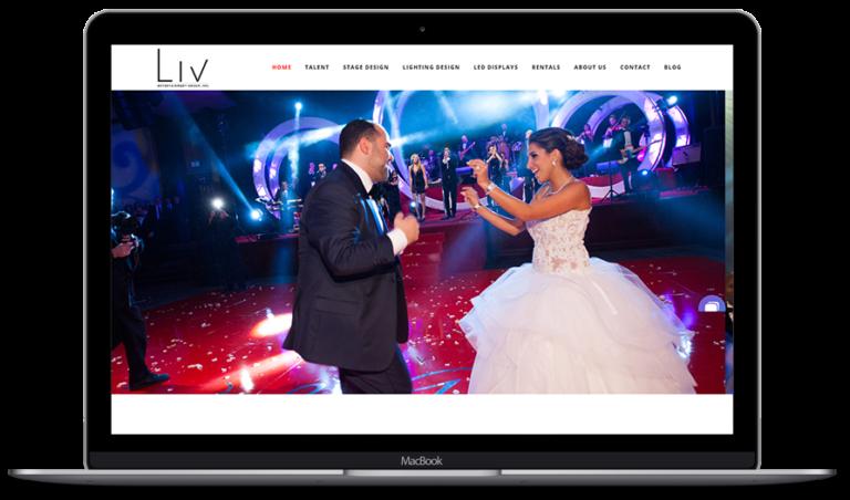liv entertainment group portfolio