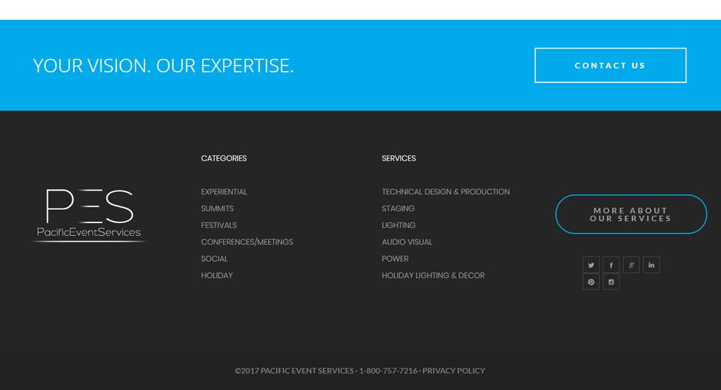 tc out loud portfolio pacific event services